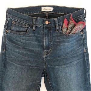 Madewell Roadtripper Denim Jeans
